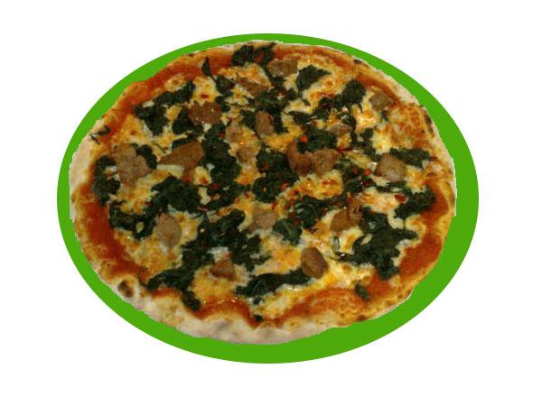 Pizza Drago