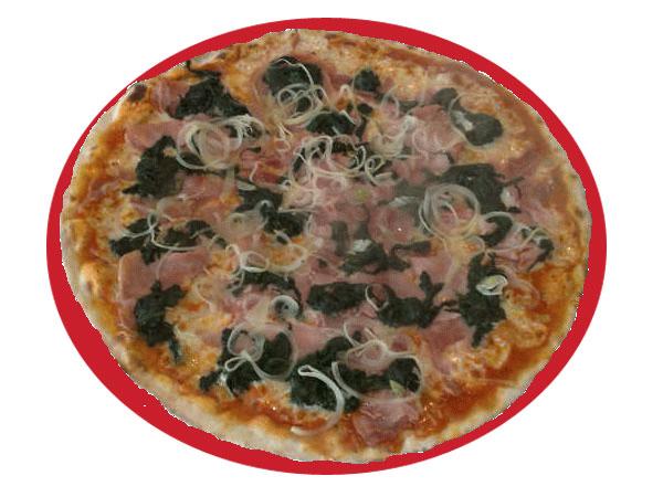 Pizza Ticinese