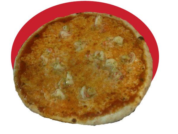 Pizza Gamberoni